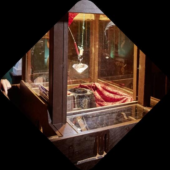 Mission Impossible Escape Room Karslruhe - Aurora Diamant