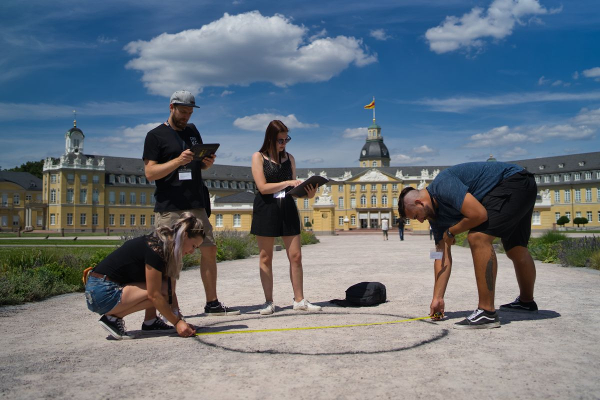 Passagier X Outdoor Exitgame Karlsruhe
