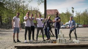 Beat the Bachelor JGA Event Karlsruhe