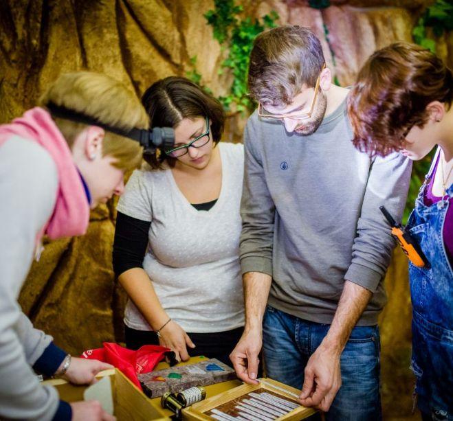 Events für Schulen und Azubis in Karlsruhe