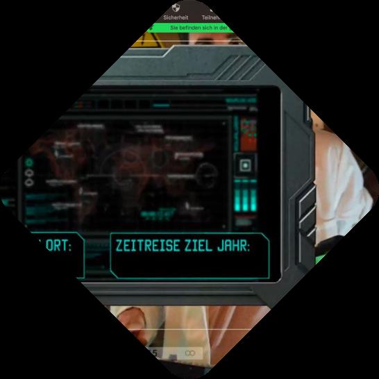 Verrückt durch die Zukunft Screenshot