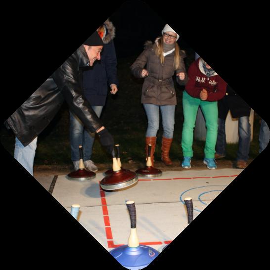 Eisstockschießen Karlsruhe