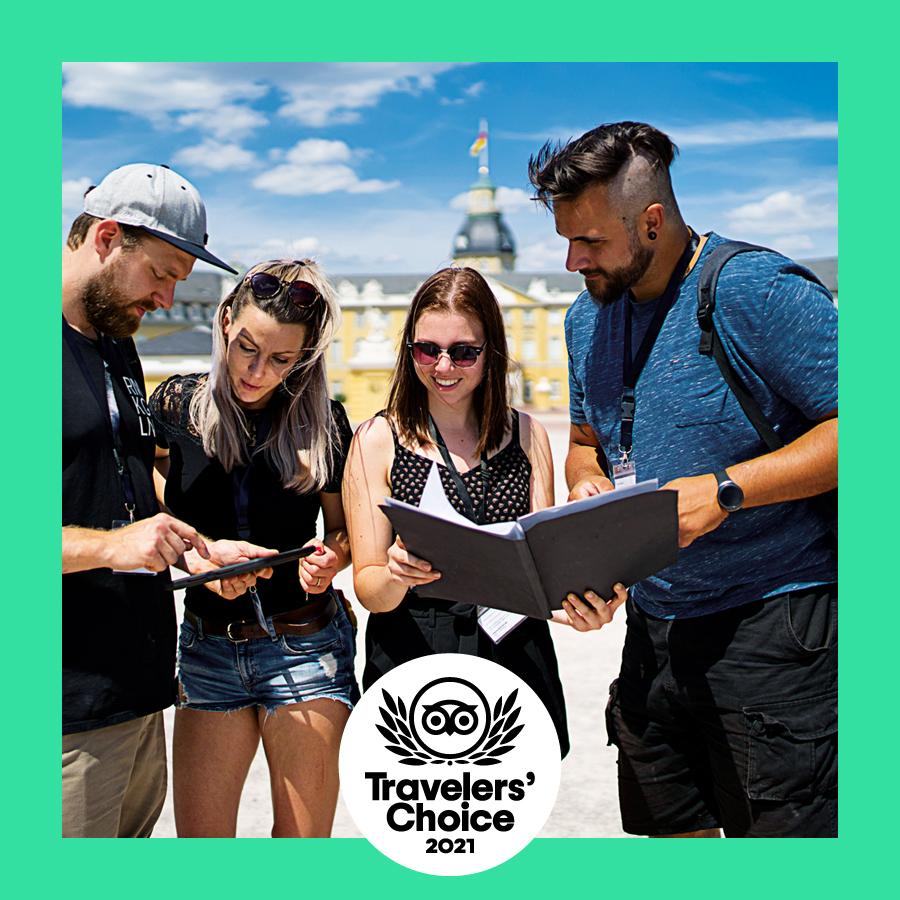 Travelers Choice Award Tripadvisor