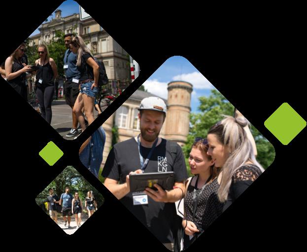 City Explorer - City Challenge Karlsruhe